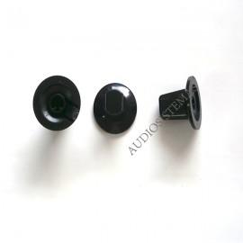Boton encoder negro GX-Series sin numeros (90500-27042)