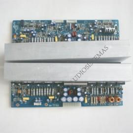 Modulo amplificador EPX4000 (ABB00-08000)