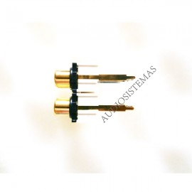 Conector RCA Behringer hembra 4P (03286)