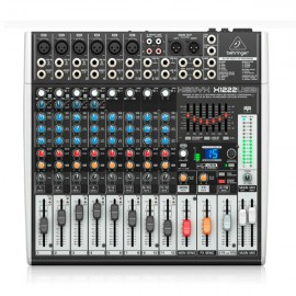 Mesa mezclas X1222USB segunda mano