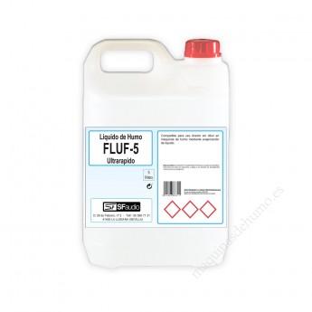 Liquido de Humo Ultrarapido FLUF-5