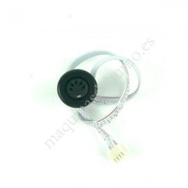 Conector DIN para SFI Series
