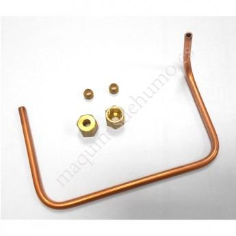 Tubo de cobre Z1200, Z3000