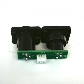 SF AUDIO PCB DMX para SF LEDJET