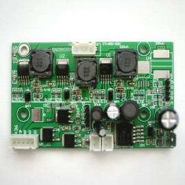 SF AUDIO PCB LED para SF LEDJET