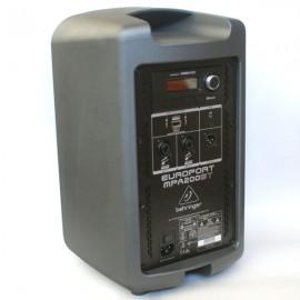 BEHRINGER equipo sonido portatil MPA200BT segunda mano