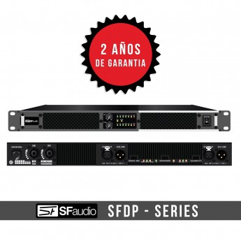 SFDP 16000 Etapa de Potencia Digtial