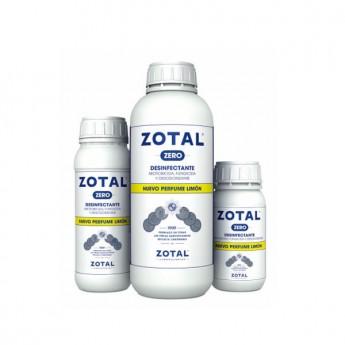 ZOTAL ZERO Desinfectante microbicida 250ML