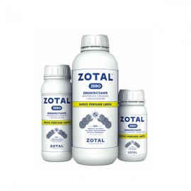 ZOTAL ZERO Desinfectante microbicida 500ML