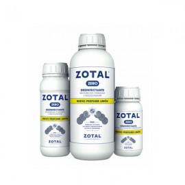 ZOTAL ZERO Desinfectante microbicida 1L