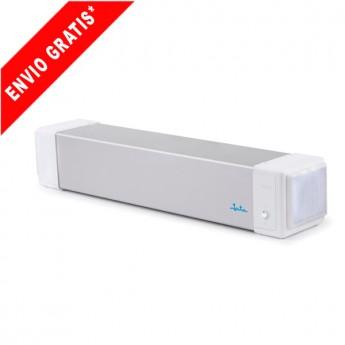 Purificador de aire con lamparas UV-C