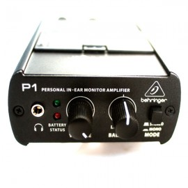 BEHRINGER POWERPLAY P1 Amplificador Auriculares ( 2º MANO)