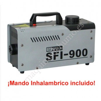 Maquina de humo SFI900 Segunda Mano